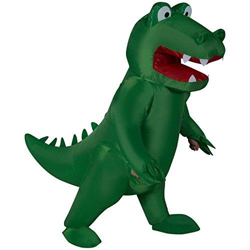 Inflatable Alligator Adult Costume One (Kids Alligator Costumes)