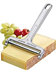 Westmark Germany Heavy Duty Stainless Steel Wire Cheese Slicer Angle Adjustable (Grey)