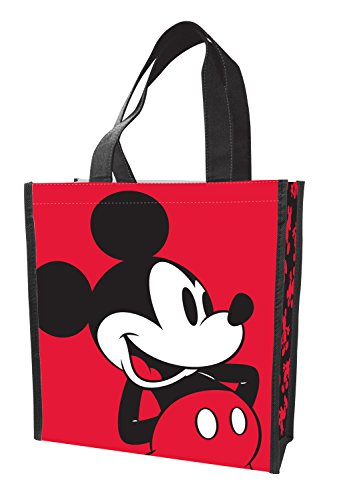 Disney Mickey Mouse Small Recycled Shopper Tote 89173 ()