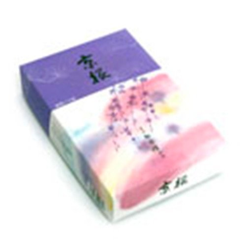 Shoyeido's Kyoto Cherry Blossoms Incense, 450 sticks - Kyo-zakura