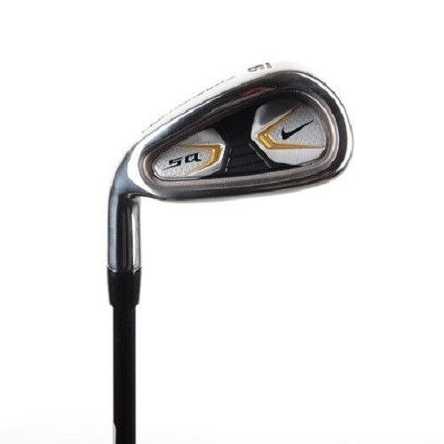 New Nike SQ MACHSPEED Graphite Shaft 9 Iron Golf Club Size 2 Jr Girls Right Hand by NIKE