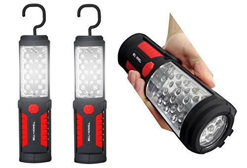 Bell and Howell Torch Lite - Handheld Flashlights with 33 LED bulbs - by Bell & Howell