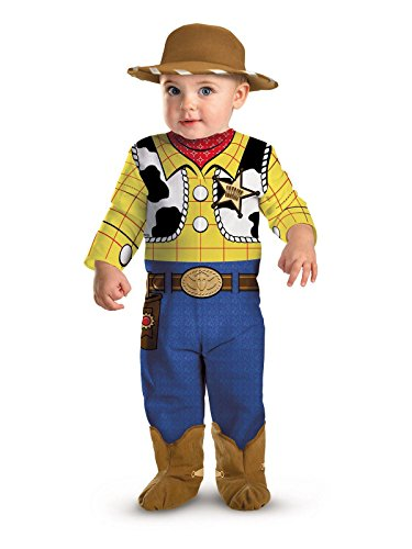Toy Story Woody Infant Costume 0-6 months]()