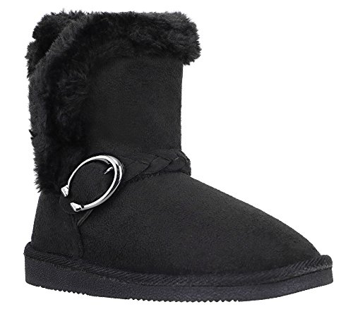 Pictures of Arctic Paw Boys Girls Boots Winter Warm 4