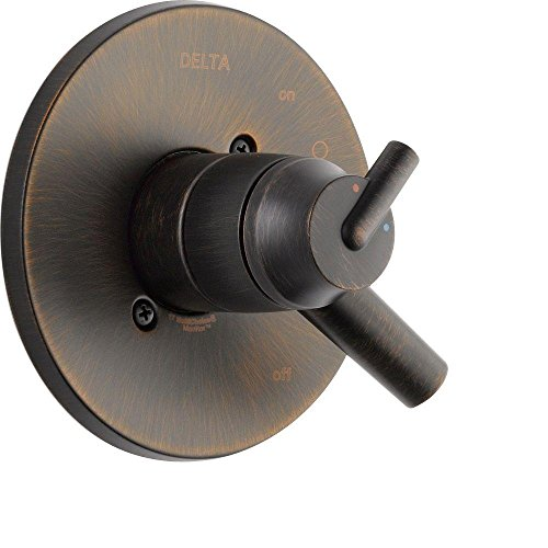 Delta Faucet T17059-RB Trinsic, 17 Series MC Valve Trim, Venetian Bronze