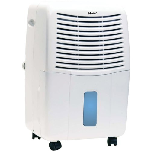 Why Choose Haier DE45EK 45 Pint Electronic Dehumidifier