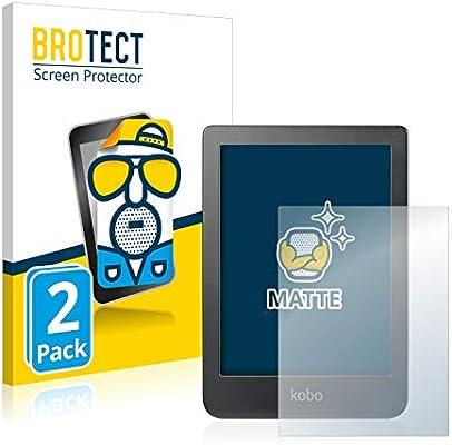 BROTECT Protector Pantalla Anti-Reflejos Compatible con Kobo Clara HD (6