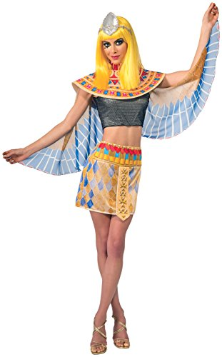 Rubie's Costume Co Women's Katy Perry As Katy-Patra Dark Horse Eagle Costume, Multi, Small]()