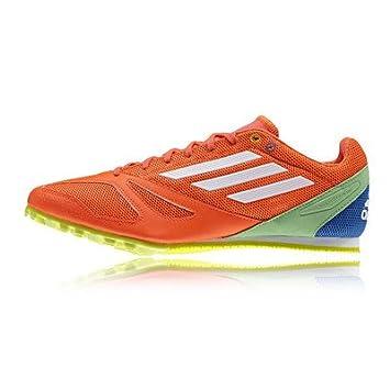 new styles 29654 e397d adidas Techstar Allround 3 Running Spikes Amazon.co.uk Sports  Outdoors