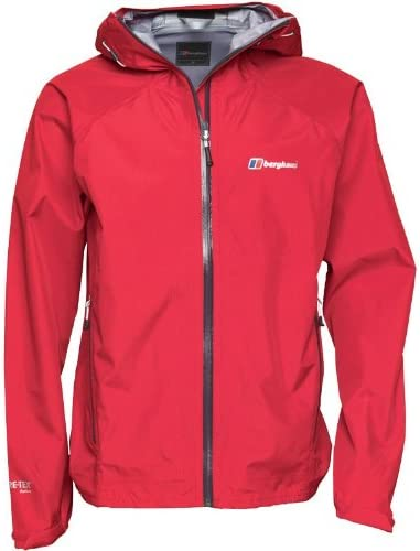 Berghaus Herren Voltage Gore Tex Active Shell Jacke Rot