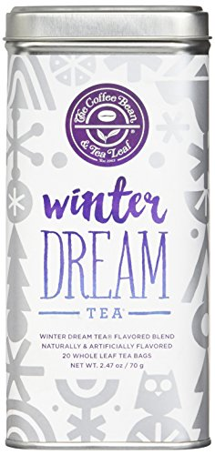 (The Coffee Bean & Tea Leaf Tea, Winter Dream, 20  Count)
