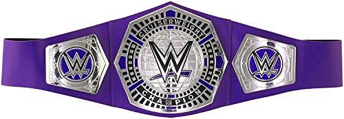 WWE Cruiserweight Title Belt by WWE