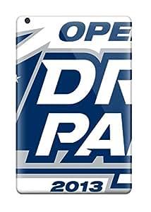 High Quality DanRobertse Columbus Blue Jackets Hockey Nhl (42) Skin Case Cover Specially Designed For Ipad - Mini/mini 2
