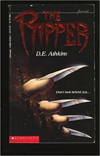 The Ripper (Point) by D. E. Athkins (1992-10-01)