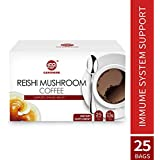 GANOHERB Ganoderma Lucidum Coffee 3 In 1 Instant Coffee, Delicious,Nutritious And Flavorful With 100% Certified Organic Ganoderma Lucidum Spore And Extract
