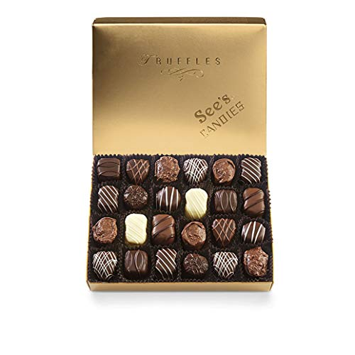 See's Candies 1 lb. Truffles ()