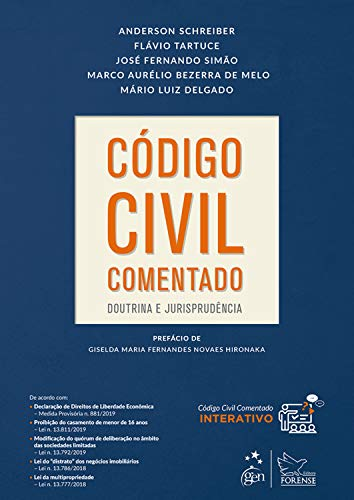 Código Civil Comentado Doutrina jurisprudência ebook