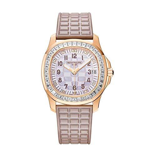 Patek-Philippe-Aquanaut-Luce-18kt-Rose-Gold-Diamond-Case-Ladies-Watch-5072R001