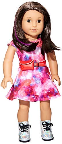 American Girl  Luciana Vega  Luciana Doll amp Book  American Girl of 2018