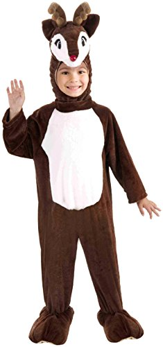 Forum Novelties Child Costume Reindeer Mascot