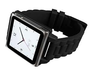 Hex HEX_1146_BLK - correas para relojes Negro