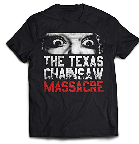HarvestShopTexas Chainsaw Massacre Dont Look Now T Shirt