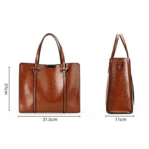 À Épaule Et Bagages Inclinés Européen Main Pour Femmes Style Brown Bagages Nouveaux Sacs Simples GWQGZ À Marron Une Américain qxw7Ztzv