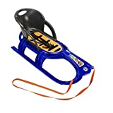 Eurosled Snow Tiger Baby Sled with Seat and Handle