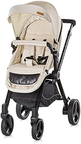 Chipolino Baby Stroller Mika, Beige