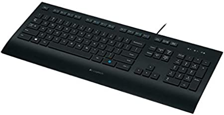 Logitech K280e Pro Teclado Inalámbrico para Windows, Linux ...