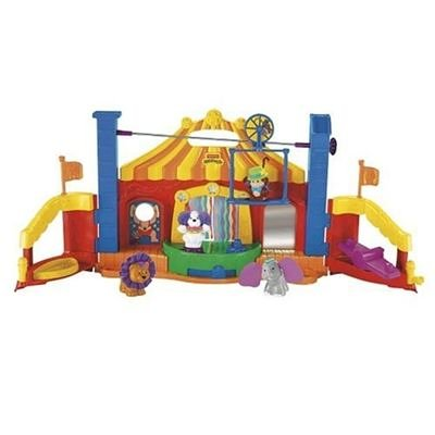 Fisher Price Preschool Amazing Animals Circus by Fisher-Price