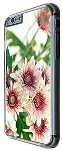 """Funda Carcasa Trasera para iPhone 6 Plus 5.5"""" Vintage Flores Rosas 97 Diseño Tendencia Plástico y Metal"""