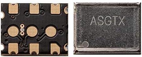 2 ppm // ASGTX-P-122.880MHz-2 TCVCXO Oscillators 122.880MHz LVPECL