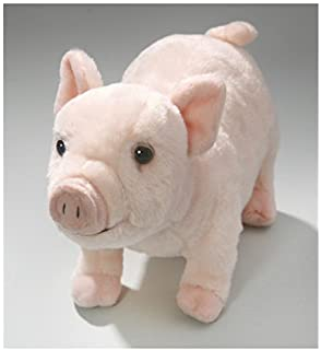 Carl Dick Pig, Piglet standing 10 inches long, 5.5 inches high, 26cm/