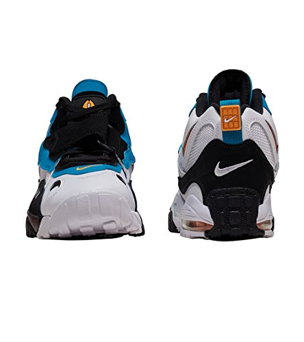 NIKE da Black Basse Multicolore Orange Indstrl Scarpe Turf Uomo 001 Ginnastica Max Speed Air White gqcw1rCgB