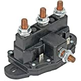 12 Volt Reversing Continuous Duty Solenoid Relay Winch Motor, Windlass Model: SSPL-111