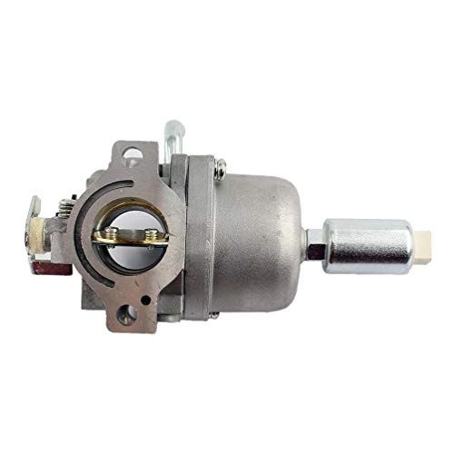 Yardwe Carburetor Carb Replacement Tiller Motor Parts for Briggs Stratton 591731 594593 Nikki 699915 697122 -  D35420152HF