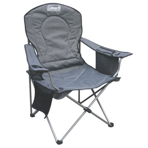 Coleman Quad Deluxe Cooler Chair