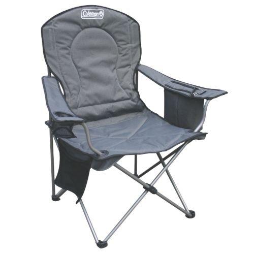 Coleman Quad Deluxe Cooler Chair