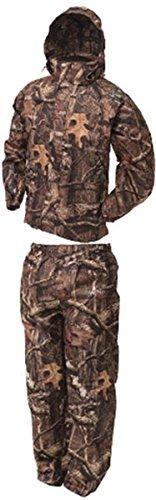 Frogg Toggs All Sport Rain Suit, Mossy Oak Break-up Country, Size XX-Large All Sport Rain Suit, Mossy Oak Break-up Country, XX-Large ()