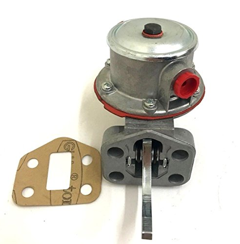 New Fuel Pump for Massey Ferguson 2641A068 Perkins 1006T JCB Loader 435 For MF 5400 5465 6400 6465 6475 6480 7000 7465 7475 7480 Comes with gasket 4 holes -  Arko Tractor Parts