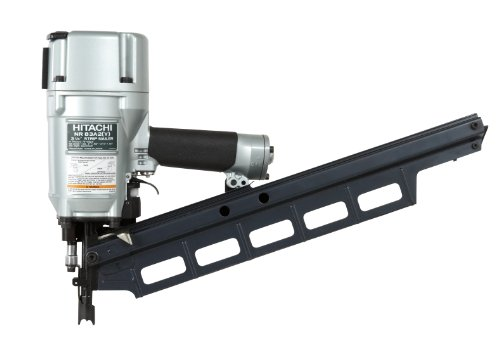 Hitachi NR83A2 Round Head 2-inch to 3-1/4-inch Framing Nailer  (Discontinued by Manufacturer) by Hitachi