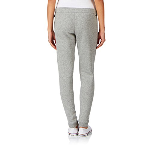 Converse Cuffed Fleece Cotton Pants Grey New Tracksuit