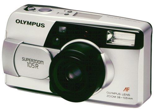 Olympus SuperZoom 105R QD Date 35mm (Olympus Super Zoom)