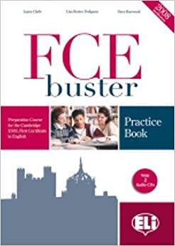 Book Fce Buster: Practice Book (with Keys) + Audio Cds (2)