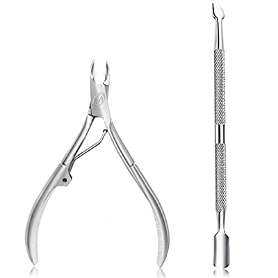 Cuticle Nipper with Cuticle