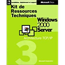 ress. techn. windows 2000 server v. 3-architecture tcp/ip