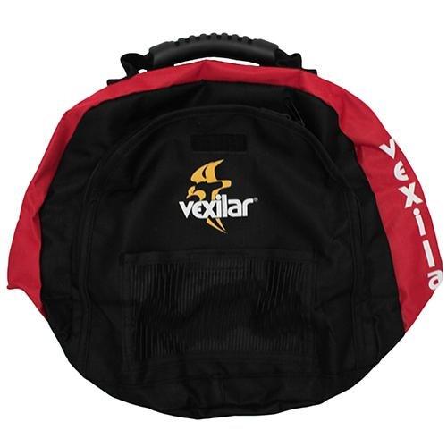 Vexilar SP0007 Red/Black Soft Pack Case for Pro Pack/Ultra Pack (Soft Pack Case)