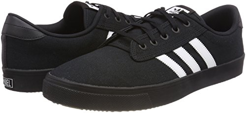cblack Adulte Baskets Mixte ftwwht Adidas cblack Kiel Noir wxqgg10t