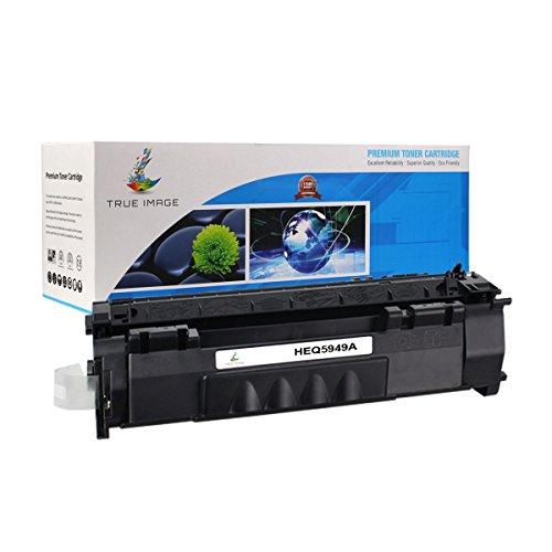 TRUE IMAGE Compatible HP 49A Q5949A Toner Cartridge (Blac...